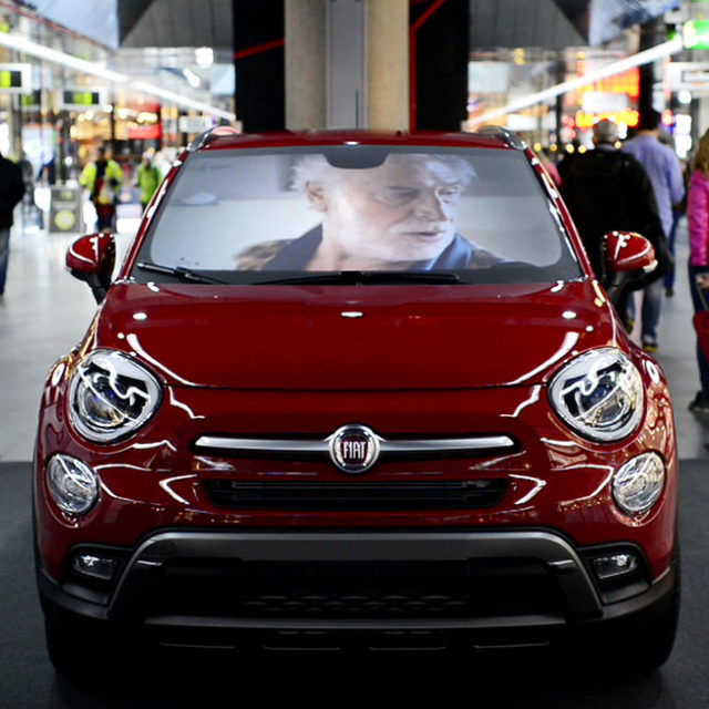 FIAT Geneva Motor Show