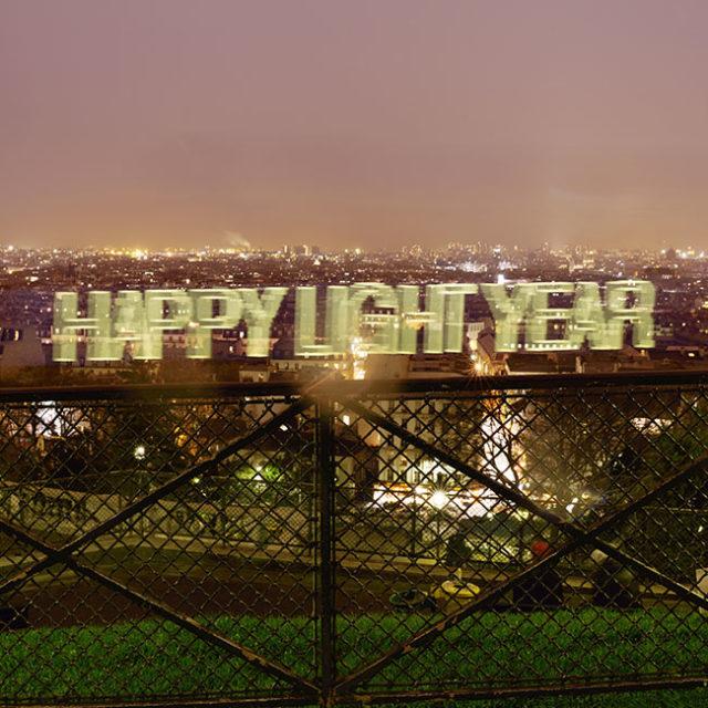 Happy Light Year